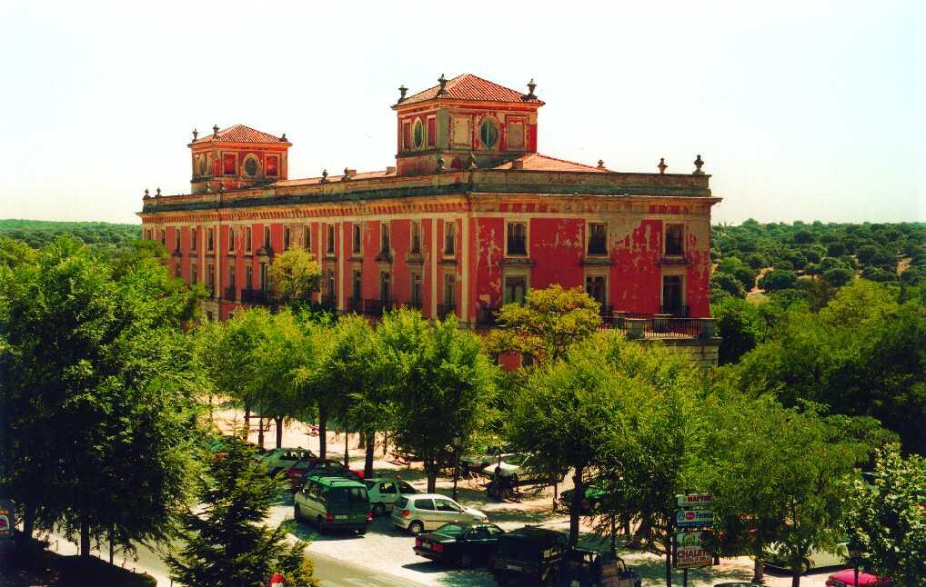 El palacio asociaci n de amigos del palacio - Residencia boadilla del monte ...